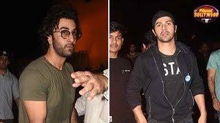 Ranbir Kapoor – Varun Dhawan's Bromance | Shahid - Mira Visit Karan's House | Bollywood News