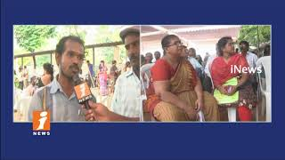 Document Verification Of Agrigold Depositors In Nellore | Face To Face With Victims | iNews - INEWS