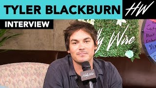 """Roswell: New Mexico"" Tyler Blackburn Admits His Most Embarrassing Moment!! 