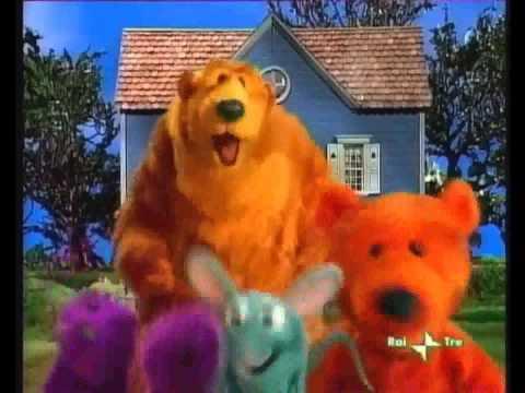 Bear Nella Grande Casa Blu   Sigla Iniziale -t2jqddlZTzE