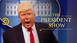 Made in America - The President Show - COMEDYCENTRAL