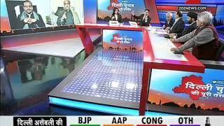 Zee-Taleem Poll Survey: Which party will emerge victorious?-Part 4 - ZEENEWS