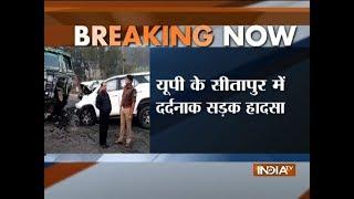 Uttar Pradesh: BJP MLA Lokendra Singh dies in road accident in Sitapur - INDIATV