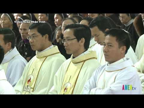 Lời chia sẻ kết thúc sứ vụ mục tử của Đức cha Phaolô Nguyễn Thái Hợp tại Giáo phận Vinh 22.01.2019