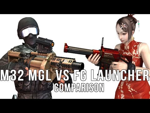 CS Online - MGL 32 vs FG Launcher