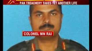 Army officer honoured on Republic Day, martyred a day later - NEWSXLIVE