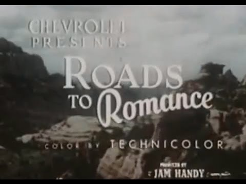 Oak Creek Canyon: Land of the Mystic Red Rock (1949)