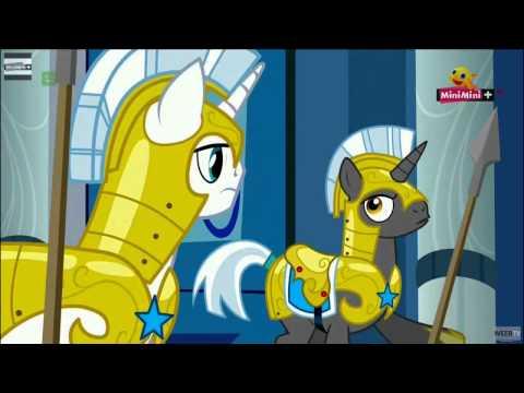"""[Dubbing PL] My Little Pony Przyjaźń to Magia odc. 51 i 52 """"Ślub w Canterlocie"""" (HD)"""