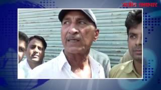 video : अंबाला : रेहड़ी वालों और बस चालक में झगड़ा, अवैध रेहड़ियों पर कार्यवाही करने की मांग की
