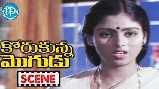 Korukunna Mogudu Movie Scenes - Jayasudha Fires On Shoban Babu || Lakshmi || Nutan Prasad - IDREAMMOVIES