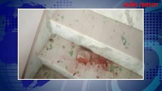 video : रेवाड़ी में पुलिसकर्मी के घर पर हुआ जमकर पथराव
