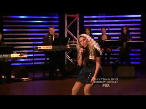 American Idol 2011 / Hollywood Round 3 - Haley Reinhart (2/17/11)
