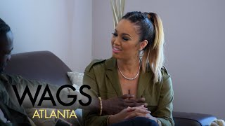 "Telli Swift Thinks She Might Be Pregnant on ""WAGS Atlanta"" 