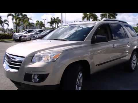 Preowned 2008 Saturn Outlook Miami FL