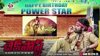Check Post Pawan Kalyan birthday digital poster - TFPC - TFPC