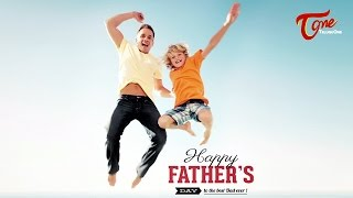 Fathers' Day Sayings | Beautiful Quotes on Fathers - 02 - TELUGUONE