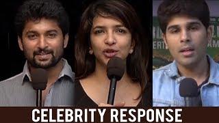Marakathamani Movie Celebrity Response | Aadhi | Nikki Galrani | TFPC - TFPC
