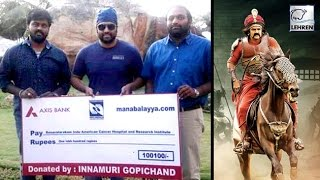 Balakrishna Fan Pays Rs 1 lakh For A Ticket To Watch Gautamiputra Satakarni - LEHRENTELUGU