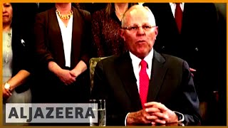 🇵🇪 Peruvian President Kuczynski offers resignation to Congress | Al Jazeera English - ALJAZEERAENGLISH