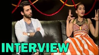 Sonam Kapoor and Fawad Khan on Khoobsurat Movie - Exclusive Interview