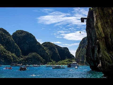 Red Bull Cliff Diving World Series 2013 -- Teaser Clip -- Thailand, Krabi Province
