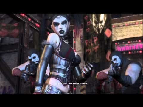 Batman Arkham City: 'Harley Quinn's Revenge' FULL (Is Joker Dead!?)