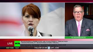 Like 'Salem witch trials': Butina treated 'inhumanly' in custody, starts crowd funding campaign - RUSSIATODAY