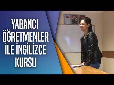 Yabancı Öğretmenler ile İngilizce Kursu