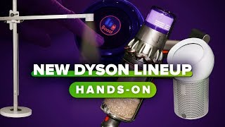Dyson V11 Torque Drive and Lightcycle hands-on - CNETTV