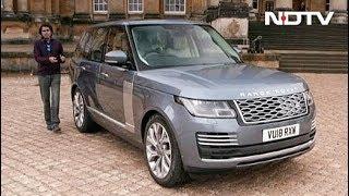 Range Rover Goes Hybrid, Range Rover Sport SVR - NDTV