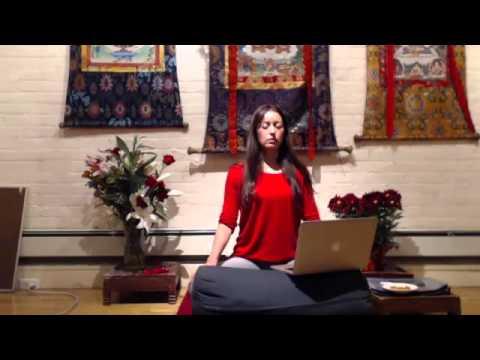 INSIGHTS from 3 Year Meditation Retreat - MAHAMUDRA Lisette
