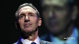 Howard Schultz to Step Down as Starbucks CEO - ABCNEWS