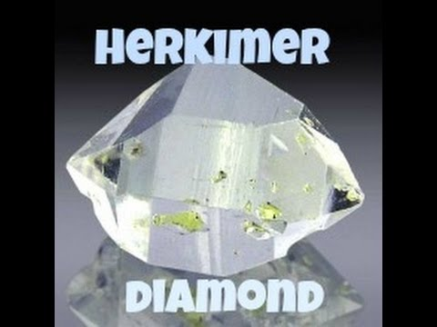 Quartz Crystal Healing with Herkimer Diamond