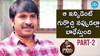 Actor Srinivas Reddy Exclusive Interview - Part #2 | Frankly With TNR | Talking Movies With iDream - IDREAMMOVIES