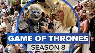 Game of Thrones S8 at SDCC 2018 - CNETTV