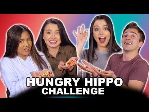 Hungry Hippo Challenge - with React Channel