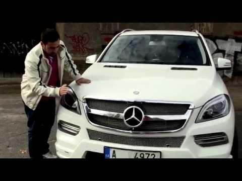 Autoperiskop.cz  – Výjimečný pohled na auta - Mercedes-Benz ML