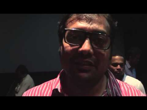 Anurag Kashyap's Views On Fire In Babylon