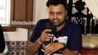 Trivikram Srinivas about Atagadara Siva - idlebrain.com - IDLEBRAINLIVE