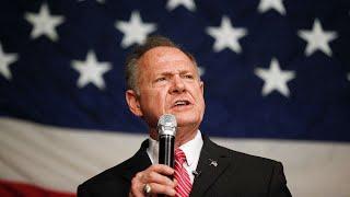 Roy Moore hosts rally on eve of Alabama Senate election - WASHINGTONPOST