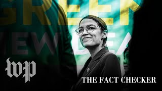 What's the deal with the Green New Deal? | Fact Checker - WASHINGTONPOST