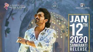 Answer And Win Ala Vaikuntapuramlo Movie Tickets - MAAMUSIC