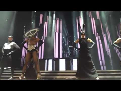Madonna Vogue MDNA World Tour 2012 Live Edit [HD-DVD]