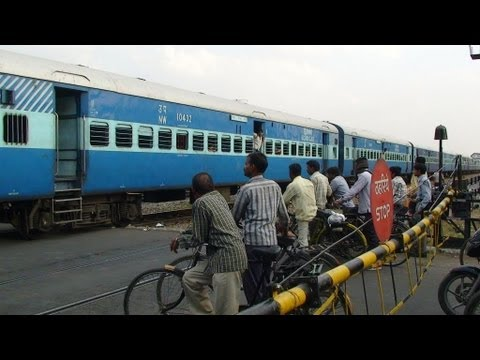 Indian Railways - New Delhi to Kalka - Shatabdi Express