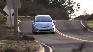 2012 Toyota Prius Driving Scenes