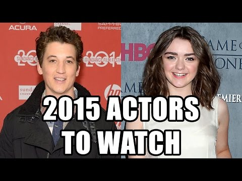 Top 10 Actors To Watch In 2015