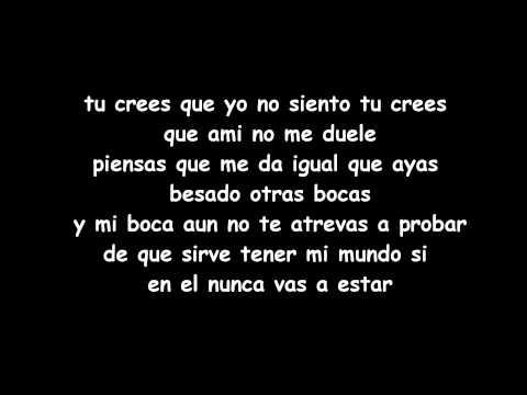 Duele Amarte - Rap Romantico (2012)