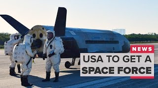 US Space Force: Here's what we know - CNETTV