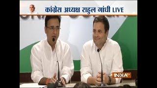 Karnataka Politics: I am proud that opposition stood together & defeated BJP, says Rahul Gandhi - INDIATV