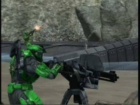 Subject 17 Part 3 (Halo Reach Machinima)